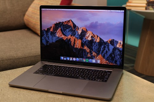 Apple looks ahead with the new MacBook Pro