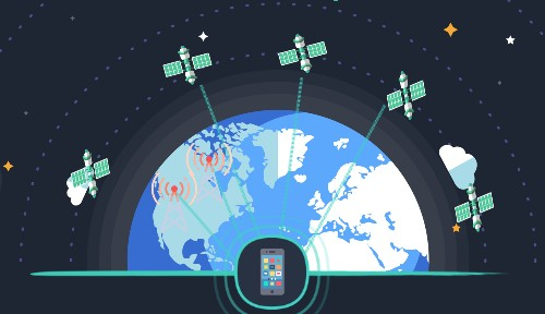 Ubiquitilink advance means every phone is now a satellite phone