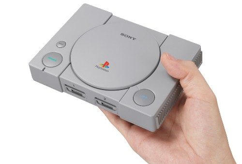 Sony's PlayStation Classic uses an open-source emulator to play its games