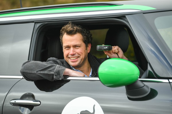Lightfoot gets $4M to nudge more drivers to go smooth with a 'Fitbit for cars'