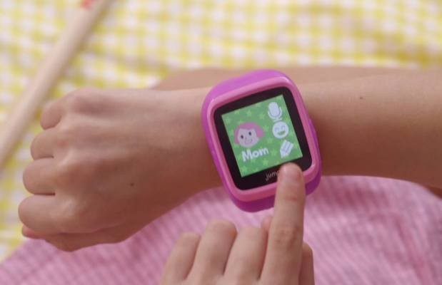 Jumpy Is An Open-Platform Smartwatch Just For Kids