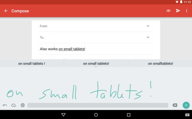 Google Launches Handwriting Input For Text And Emoji On Android