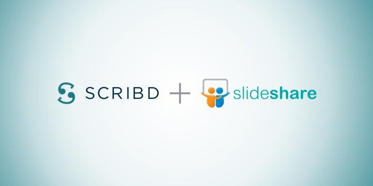 Scribd acquires presentation-sharing service SlideShare from LinkedIn