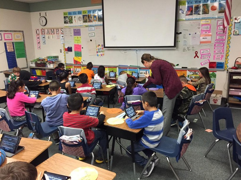 Nearpod raises $21 million to turn mobile devices into a teaching tool rather than classroom distraction