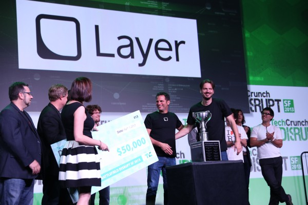 And The Winner Of Disrupt SF Battlefield 2013 Is… Layer!