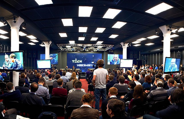 Here Are The 38 Startups Pitching At TechCrunch Moscow Today