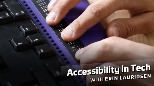 Bullish: Increasing access to technology for blind people