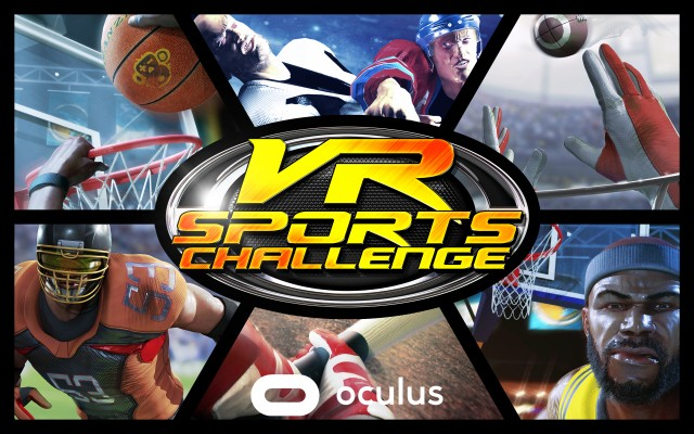 Hands-on with VR Sports Challenge, the Oculus Touch version of Wii Sports