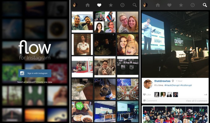 Flow, The Best Third-Party App For Instagram, Comes To The iPhone