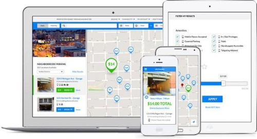 On-Demand Parking Service SpotHero Raises $20M In Series B