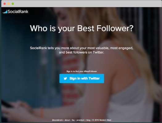 SocialRank Helps Users (Especially Brands) Find And Reward Their Most Valuable Followers