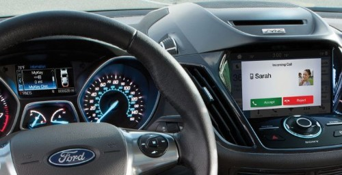 BlackBerry teaming up with Ford for broader use of QNX in connected cars
