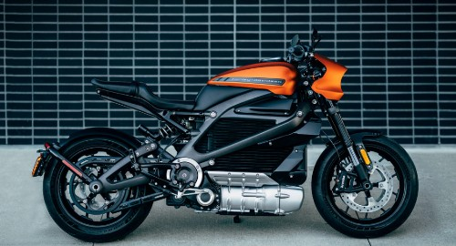 Harley Davidson reveals more about its push into electric vehicles