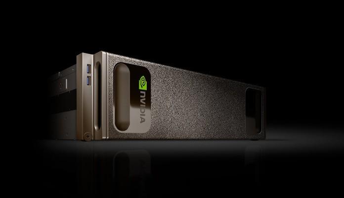 NVIDIA announces a supercomputer aimed at deep learning and AI
