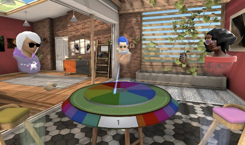 Oculus hopes Boggle will help VR users get social in updated Rooms app