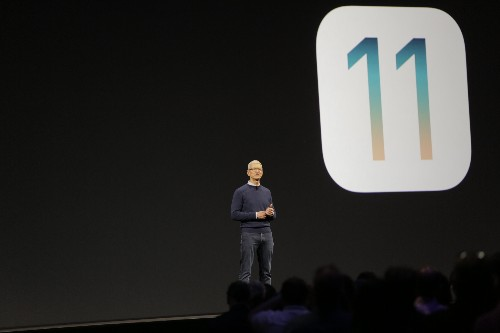 Apple introduces iOS 11