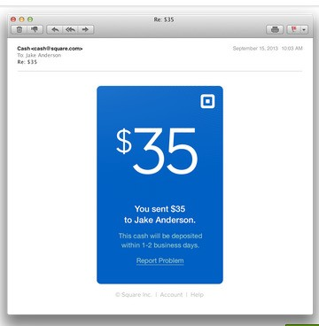 Square Cash Goes Head To Head With Venmo And Google Wallet To Allow Anyone To Send Money Via Email