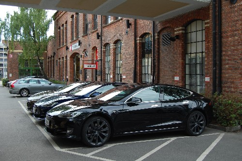 Why all standard black Tesla cars are about to cost $1,000 more