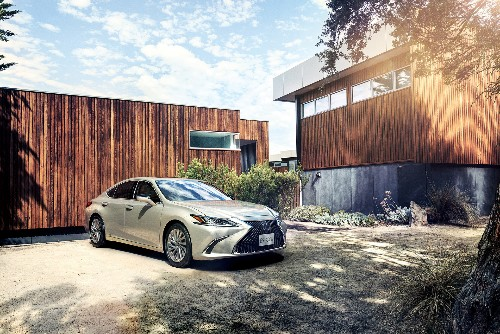 Toyota's new car subscription company Kinto is gamifying driving behavior