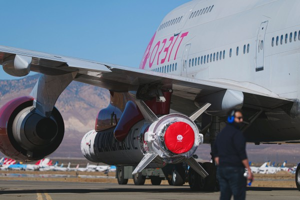 Virgin Orbit targets launch window on December 19 for second orbital test launch