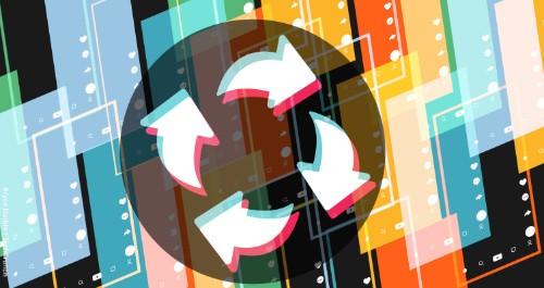 'Content network effect' makes TikTok tough to copy – TechCrunch