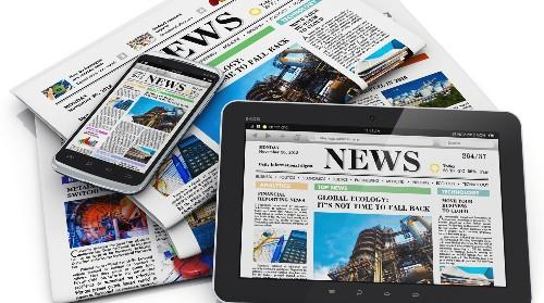 Mass media vs. social media