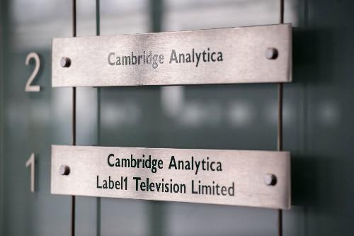 Cambridge Analytica was reportedly exploring an ICO