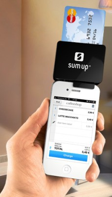 European M-Payments Startup SumUp Partners With Revel Systems, An iPad POS Provider, For Its Push Into Europe