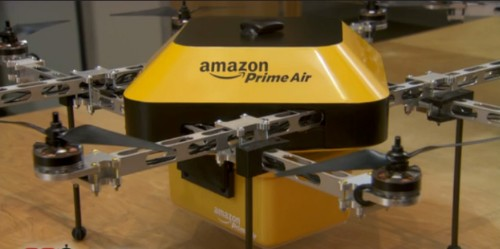 Canada Proves Fertile Ground For Amazon Drone Delivery Tests