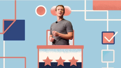 Zuckerberg defends politician ads that will be 0.5% of 2020 revenue