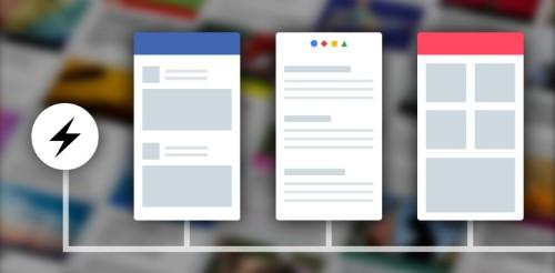 Facebook's Instant Articles platform to support Google AMP, Apple News