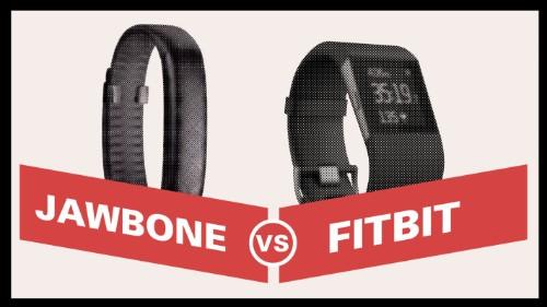 "Jawbone Files Countersuit Against Fitbit In ""Frivolous"" Patent Infringement Case"