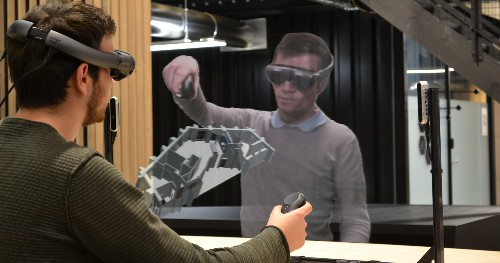 Magic Leap buys Belgian startup building hologram teleconferencing software