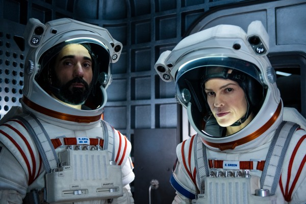 Watch the trailer for Netflix's new family space drama about a mission to Mars