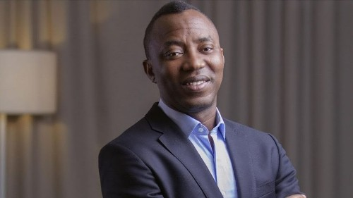 Sahara Reporters founder Sowore remains detained in Nigeria