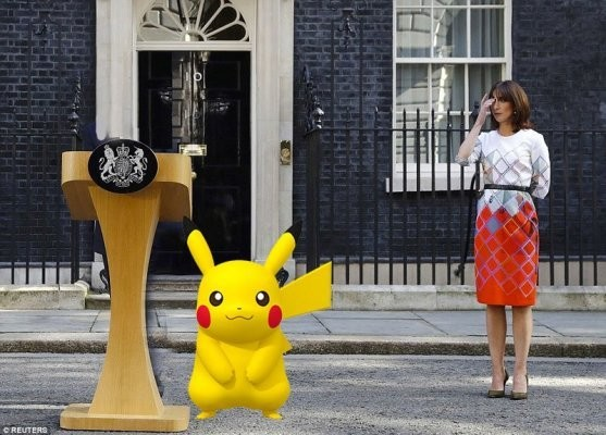 Pokémon Go continues its worldwide march, now live in the UK