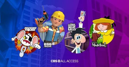 CBS All Access launches kids' programming, soon to include Nickelodeon shows