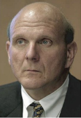 Steve Ballmer To Retire As Microsoft CEO Within 12 Months