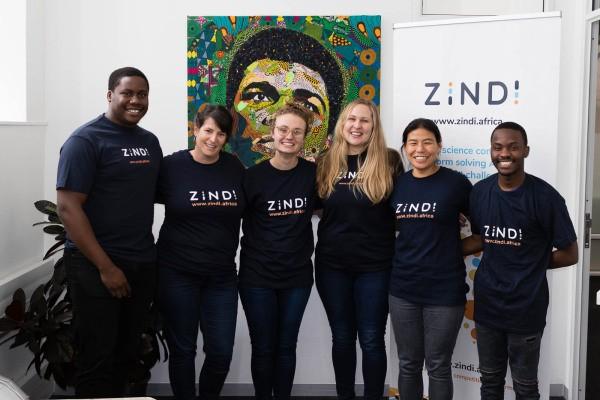 African crowdsolving startup Zindi scales 10,000 data scientists – TechCrunch