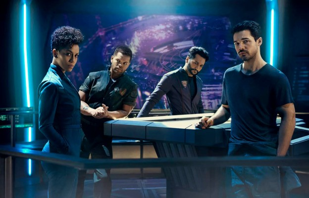 'The Expanse' finds a new home on Amazon Prime – TechCrunch