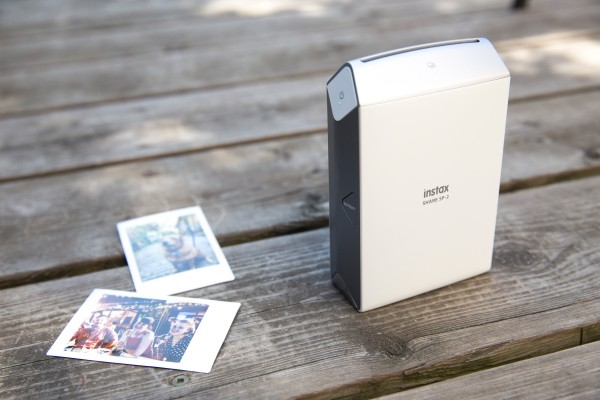 The Instax Share SP-2 adds just enough modern magic to the instant print renaissance
