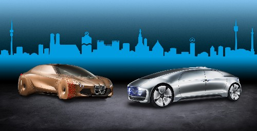 BMW and Daimler partner on autonomous driving, first results of team-up in market by 2024