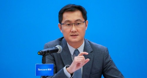 Tencent CEO warns companies must keep innovating to survive amid US-China tensions