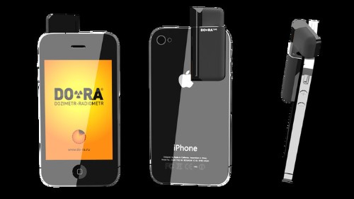 DO-RA Is An Environmental Sensor That Plugs Into Your Phone & Tracks Radiation Exposure