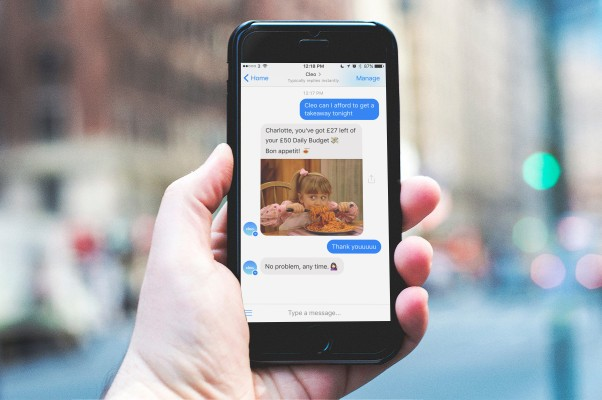 Cleo, a chatbot that wants to replace your banking apps, raises £2M led by LocalGlobe