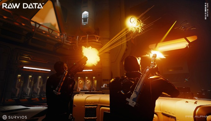 Survios' First-Person Shooter Shows How Addictive VR Will Be