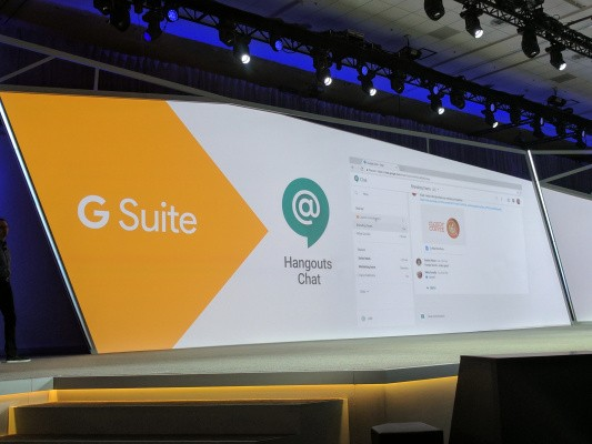Google goes after Slack and splits Hangouts into Chat and Meet