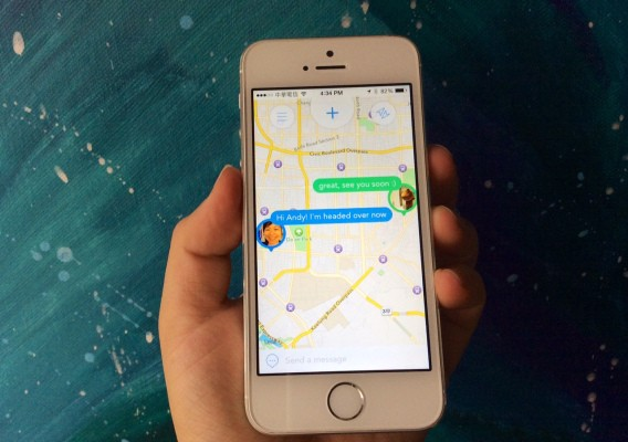 Easy Location-Sharing App Jink Is Kind To Your Smartphone's Battery