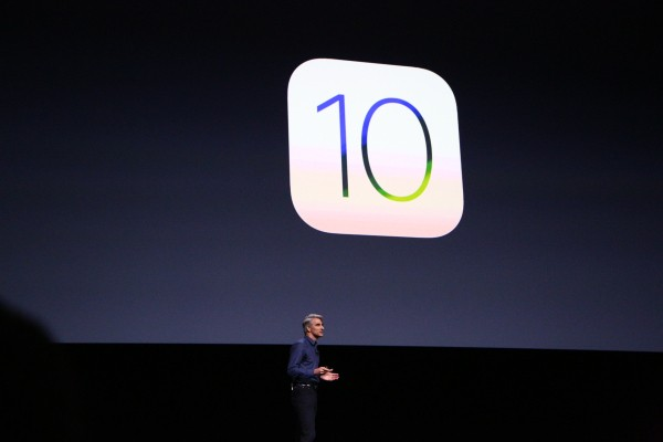Apple just released the first iOS 10 beta to everyone