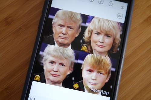 AI photo editor FaceApp goes viral again on iOS, raises questions about photo library access and clo
